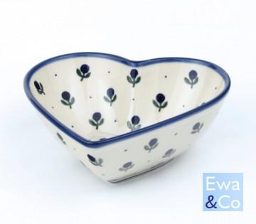 heart bowl 17,5/15cm