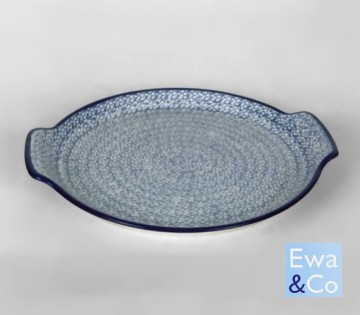 tray with handles 34cm