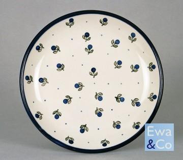 small dinner plate 24cm & small dinner plate 24cm | Polish Pottery | Ewa u0026 Co.