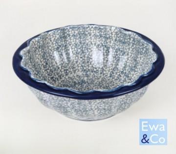 wave bowl 18,5/17,5 cm