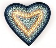 heart dish 18/17cm